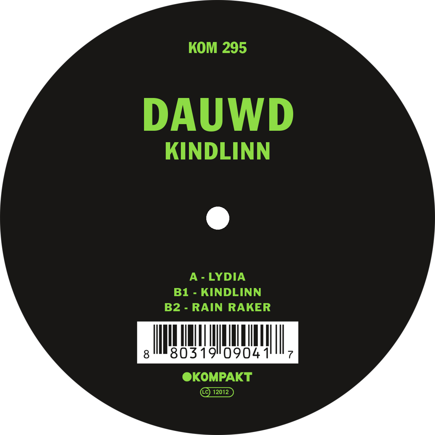 Dauwd - Kindlinn EP